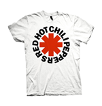 T-Shirt Red Hot Chili Peppers 341037
