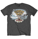 Green Day T-Shirt unisex - Design: Dookie Vintage