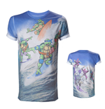 T-Shirt Ninja Turtles 342260