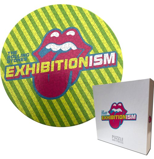 The Rolling Stones Puzzle - Design: Exhibitionism Round