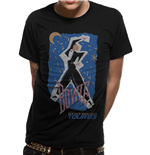 David Bowie T-Shirt - Design: Tour 83