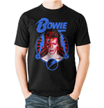 David Bowie T-Shirt - Design: Kamon Circle