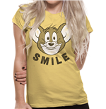 Tom And Jerry T-Shirt - Design: Smile