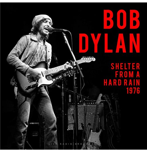 Vinyl Bob Dylan - Best Of Shelter From A Hard Rain 1976 Live