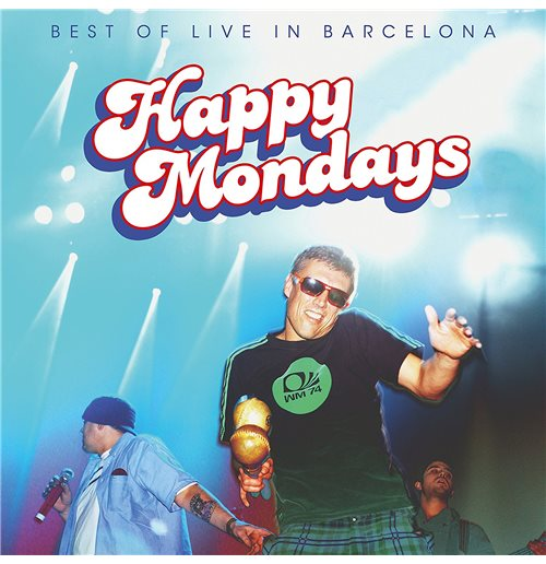 Vinyl Happy Mondays - Best Of Live In Barcelona