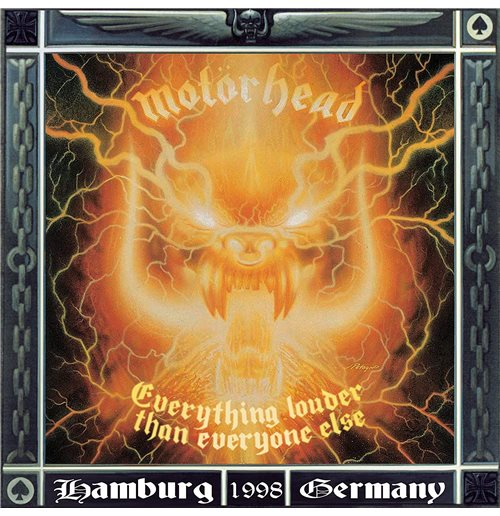 Vinyl Motorhead - Everything Louder Than Everyone (3 Lp)