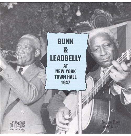 Vinyl Bunk Johnson & Leadbelly - At New York Town Hall (2 Lp)
