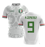 Mexiko Fussball Fusskball Trikot 2018-2019 Away