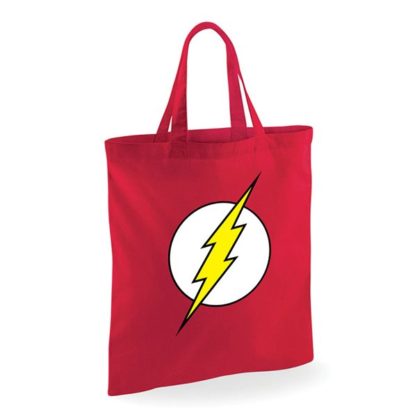 The Flash Tasche - Design: Logo