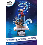 Micky Beyond Imagination D-Stage PVC Diorama The Sorcerer's Apprentice 15 cm