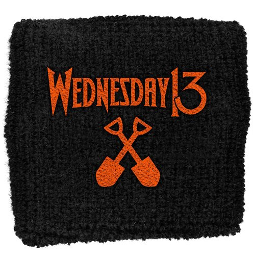 Wednesday 13  Schweißband - Design: Logo