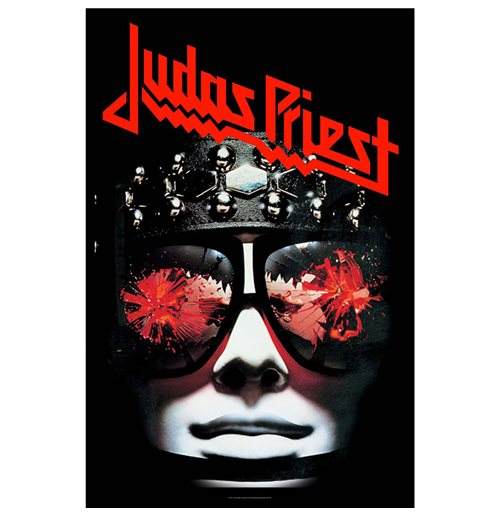 Judas Priest Poster - Design: Hell Bent For Leather