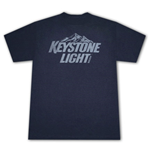 KEYSTONE LIGHT Distressed Logo T-Shirt