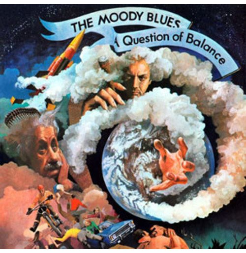 Vinyl Moody Blues (The) - A Question Of Balance (180gr)