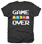 T-Shirt Pac-Man  Game Over (Unisex)
