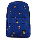 Disney by Loungefly Rucksack Mickey Print Blue
