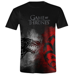 T-Shirt Game of Thrones  346103