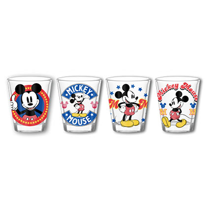 Glas Mickey Mouse 346562