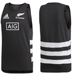 Top All Blacks Offizielles Singlet 3 Stripes