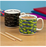 Toy Story Tasse mit Thermoeffekt Alien