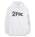 Tupac  Pullover unisex - Design: I See No Changes