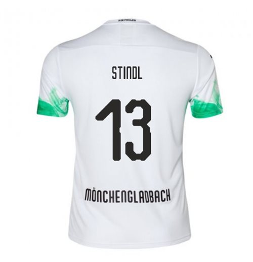Borussia Monchengladbach Fusskball Trikot 2019 2020 Home