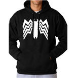 Spiderman Comics Sweatshirt - Design: Venom Logo
