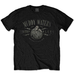 Muddy Waters T-Shirt unisex - Design: Electric Blues Vintage