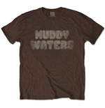 Muddy Waters T-Shirt unisex - Design: Electric Mud Vintage