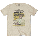 Muddy Waters T-Shirt unisex - Design: Peppermint Lounge