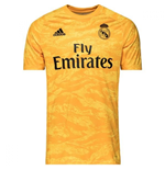 Real Madrid Torwart Trikot 2019-2020 Home