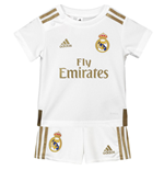 Real Madrid Fußballtrikot-Set für Kinder 2019-2020 Home