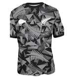 T-Shirt All Blacks  New Zealand Triangle