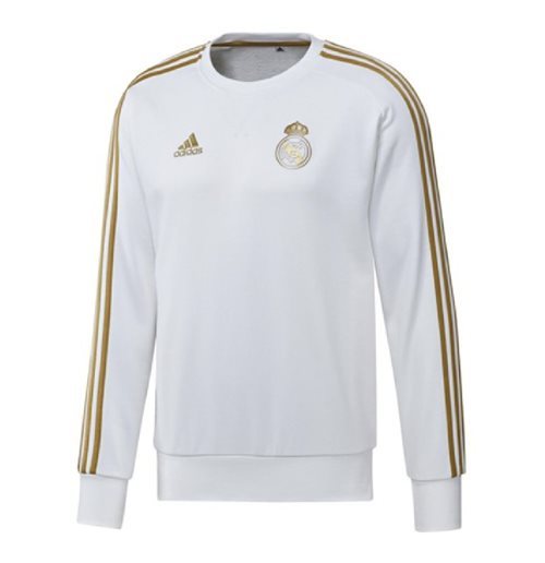 Real Madrid Sweatshirt 2019-2020 (Weiss)