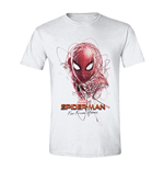 T-Shirt Spiderman 350152