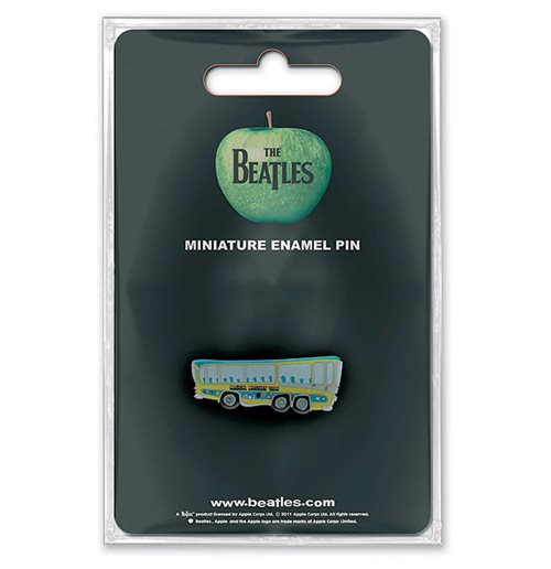 The Beatles Brosche - Design: Magical Mystery Tour