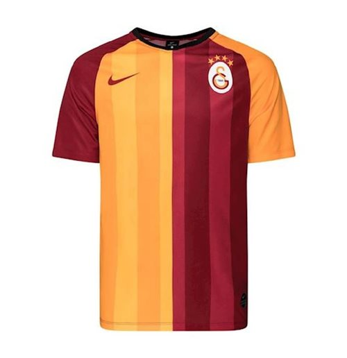 Galatasaray T-Shirt 2019-2020 Home Supporters Tee (Kids)