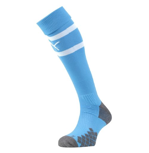 Olympique Marseille Socken 2019-2020 Away (Weiss)
