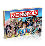 One Piece Brettspiel Monopoly *Englische Version*