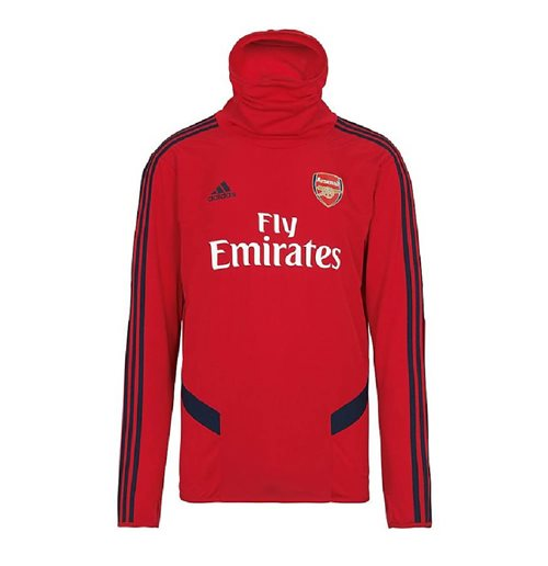 Arsenal Sweatshirt 2019-2020 (Rot)
