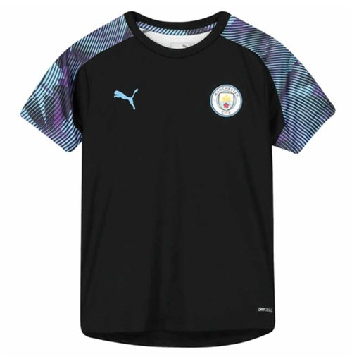 Manchester City FC Trainingshemde 2019-2020 (Schwarz)