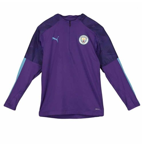 Manchester City FC Trainingshemde 2019-2020 (Violett)