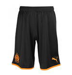 Olympique Marseille Shorts 2019-2020 Third (Schwarz)