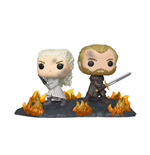 Game of Thrones POP Moment! Vinyl Figuren 2er-Pack Daenerys & Jorah 9 cm