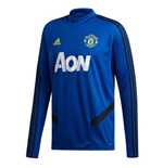 Manchester United FC Trainingshemde 2019-2020 (Blau)