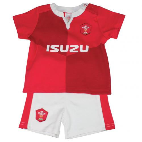 Trikot Galles Rugby 352596