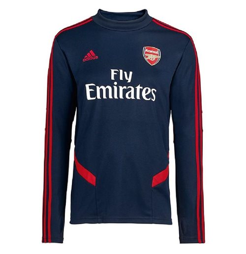 Arsenal Trainingshemde 2019-2020 (Marineblau)