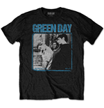 Green Day T-Shirt unisex - Design: Photo Block