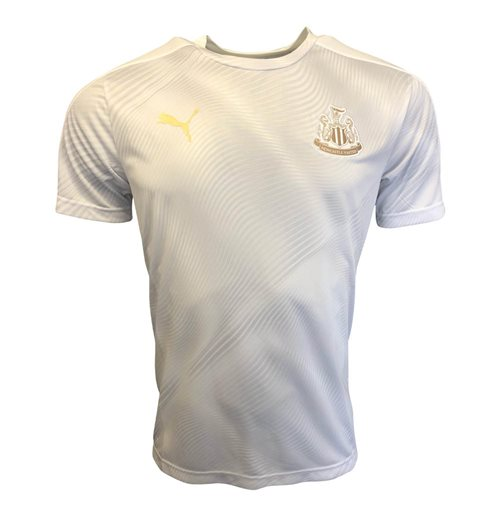 Newcastle United T-Shirt 2019-2020 (Weiss)