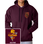 Harry Potter Sweatshirt - Design: House Gryffindor